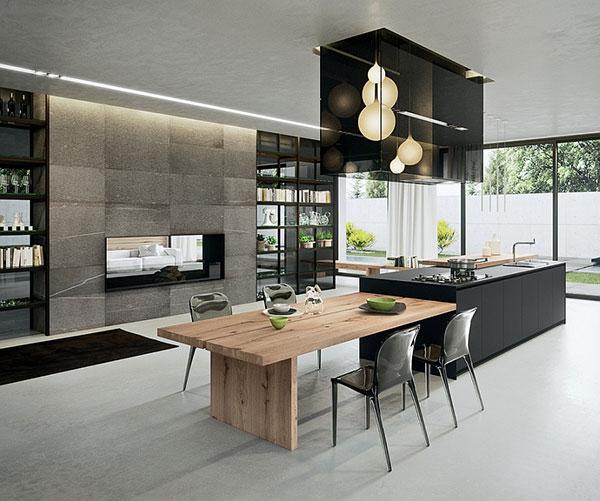طراحی و دکوراسیون آشپزخانه های رویایی