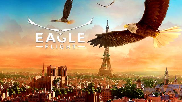 کرک سالم بازی Eagle Flight