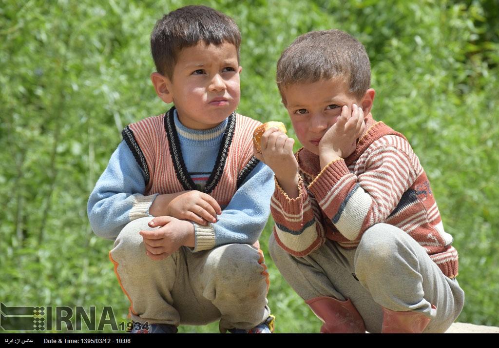 کودک آذربایجانی