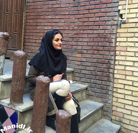 جدیدترین عکس لیلا ایرانی