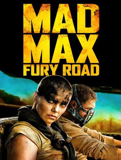 دانلود فیلم مد مکس Mad Max Fury Road 2015 دوبله فارسی
