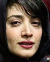 عکسهای مینا ساداتی در اکران فیلم لاک قرمز