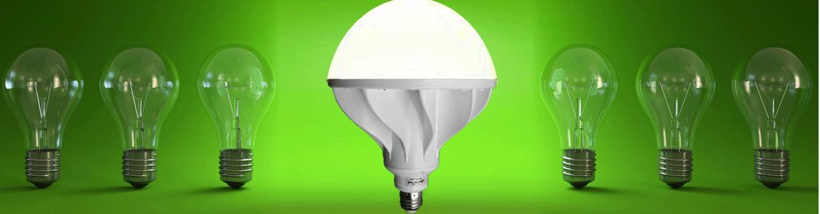 فروش لامپ فوق کم مصرف پاک نور