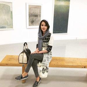 عکس های اینستاگرام سونیا بیطوشی دختر شایسته ایران در سال 2017