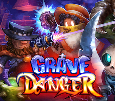 دانلود ترینر جدید بازی Grave Danger