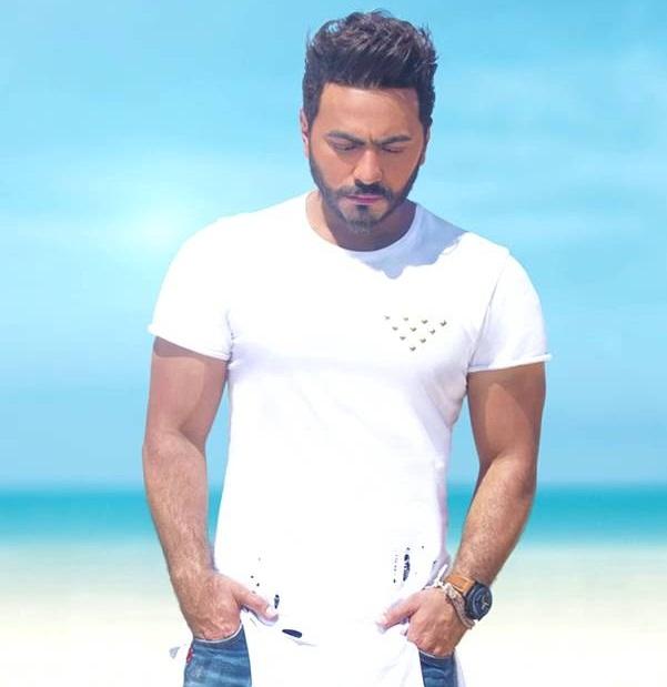 دانلود آهنگ عربی جدید تامر حسنى به نام رحله الحياه