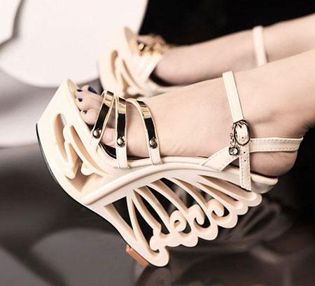 مدل کفش پاشنه بلند دخترانه سری 2