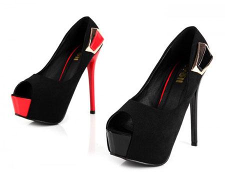 مدل کفش پاشنه بلند دخترانه سری 3