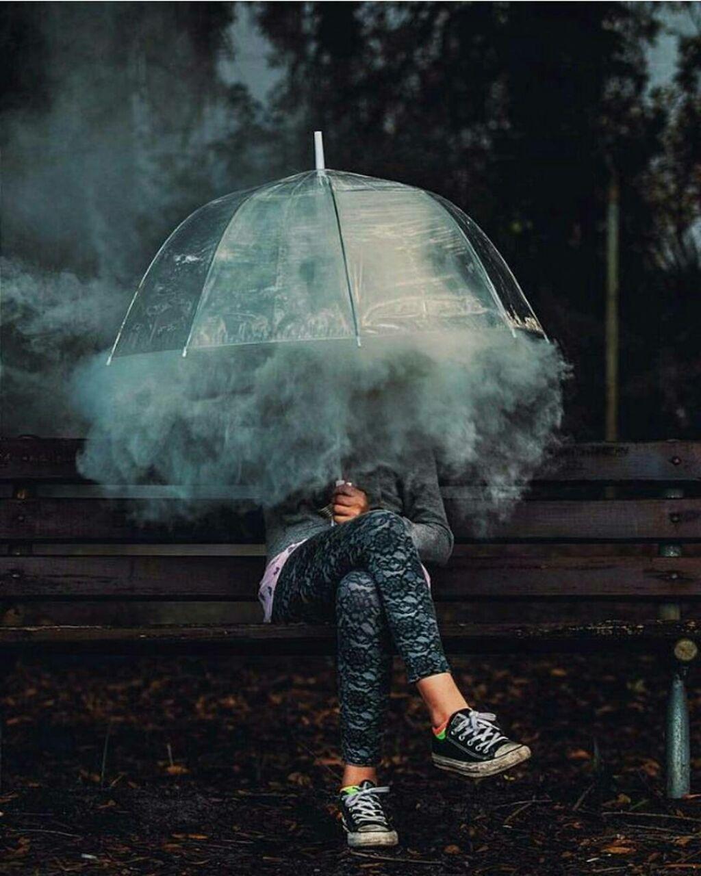 سیگار و تنهایی