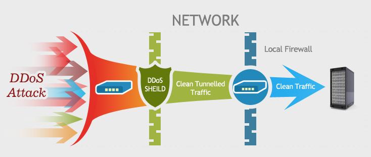 چگونه در برابر حملات DDoS  از سازمان خود محافظت کنید