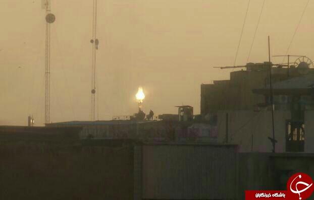 جزئیات ماجرای شلیک پدافند هوایی به یک هلیشات در خیابان انقلاب تهران+فیلم
