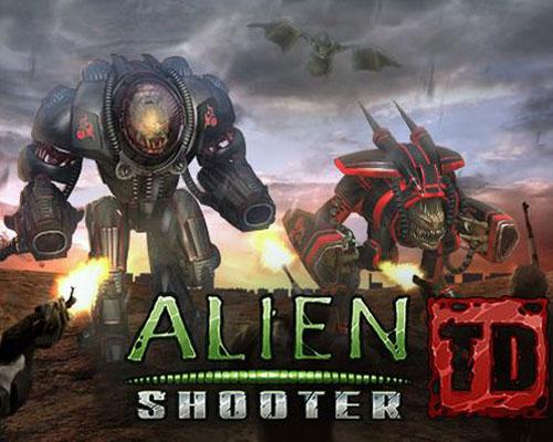 دانلود ترینر جدید بازی Alien Shooter TD