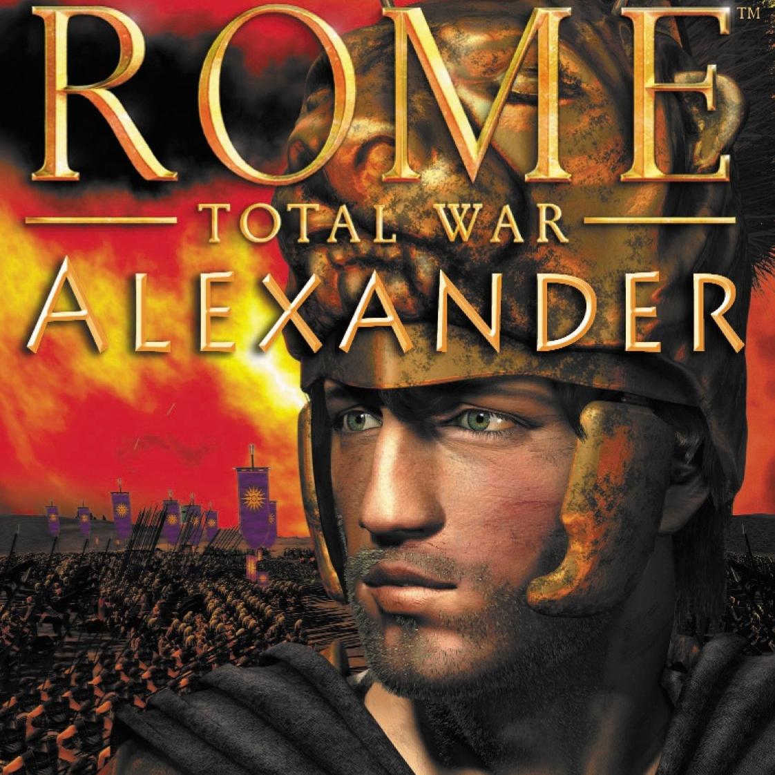 دانلود ترینر بازی Rome Total War Alexander