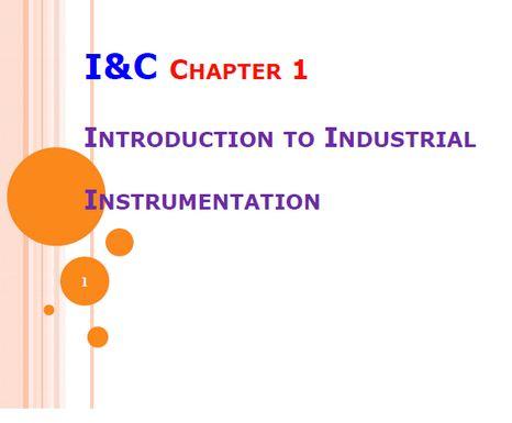 دانلود کتاب جامع آموزش ابزار دقیق و کنترل با زبان انگلیسی