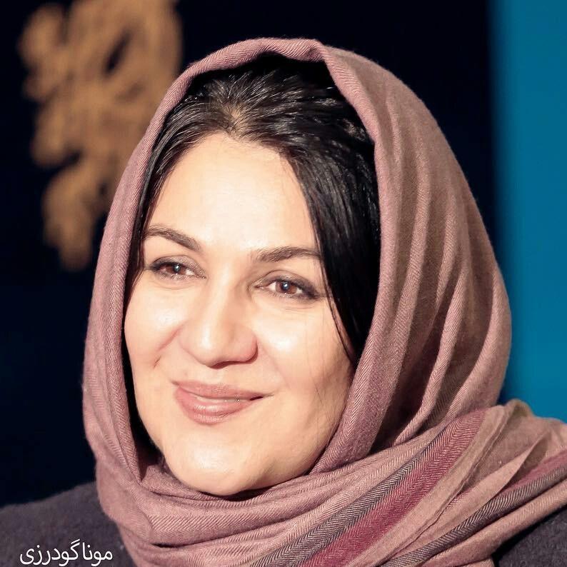 عکسهای ستاره اسکندری در افتتاحیه سی و پنجمین جشنواره فیلم فجر_فجر 35