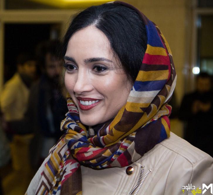 خاطره اسدی در افتتاحیه جشنواره 35 فیلم فجر