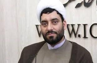 حجت الاسلام آزادی خواه نماینده مردم ملایر در مجلس شورای اسلامی
