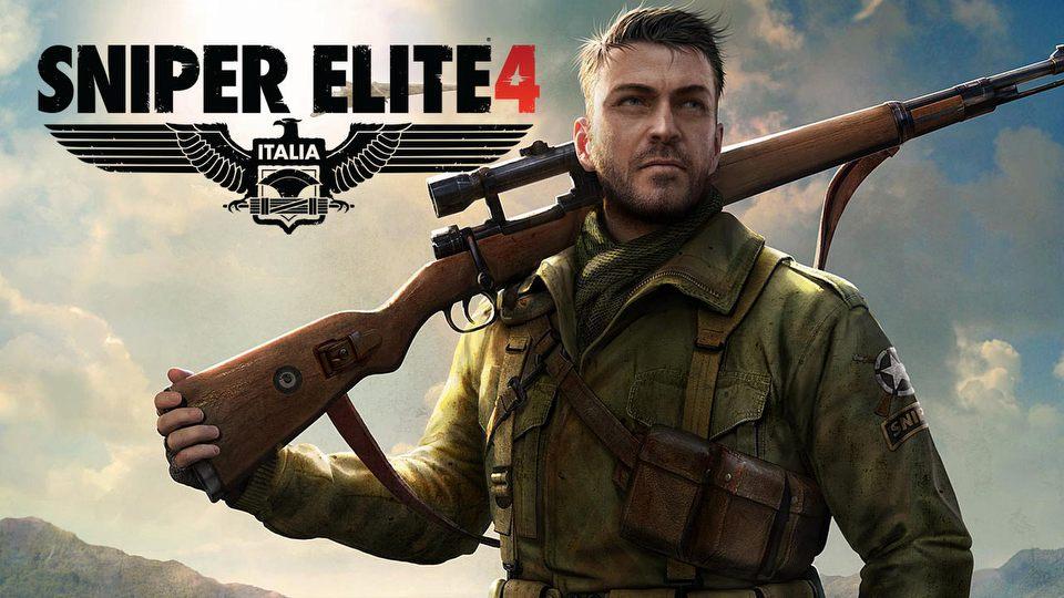 ترینر بازی Sniper Elite 4
