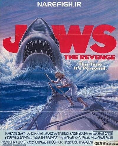 دانلود فیلم سینمایی Jaws 1975 با کیفیت HD-720P