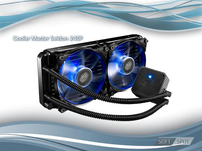 Cooler Master Seidon 240P CPU Cooler