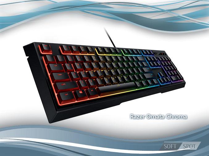 Razer Ornata Chroma Mechanical Gaming keyboard