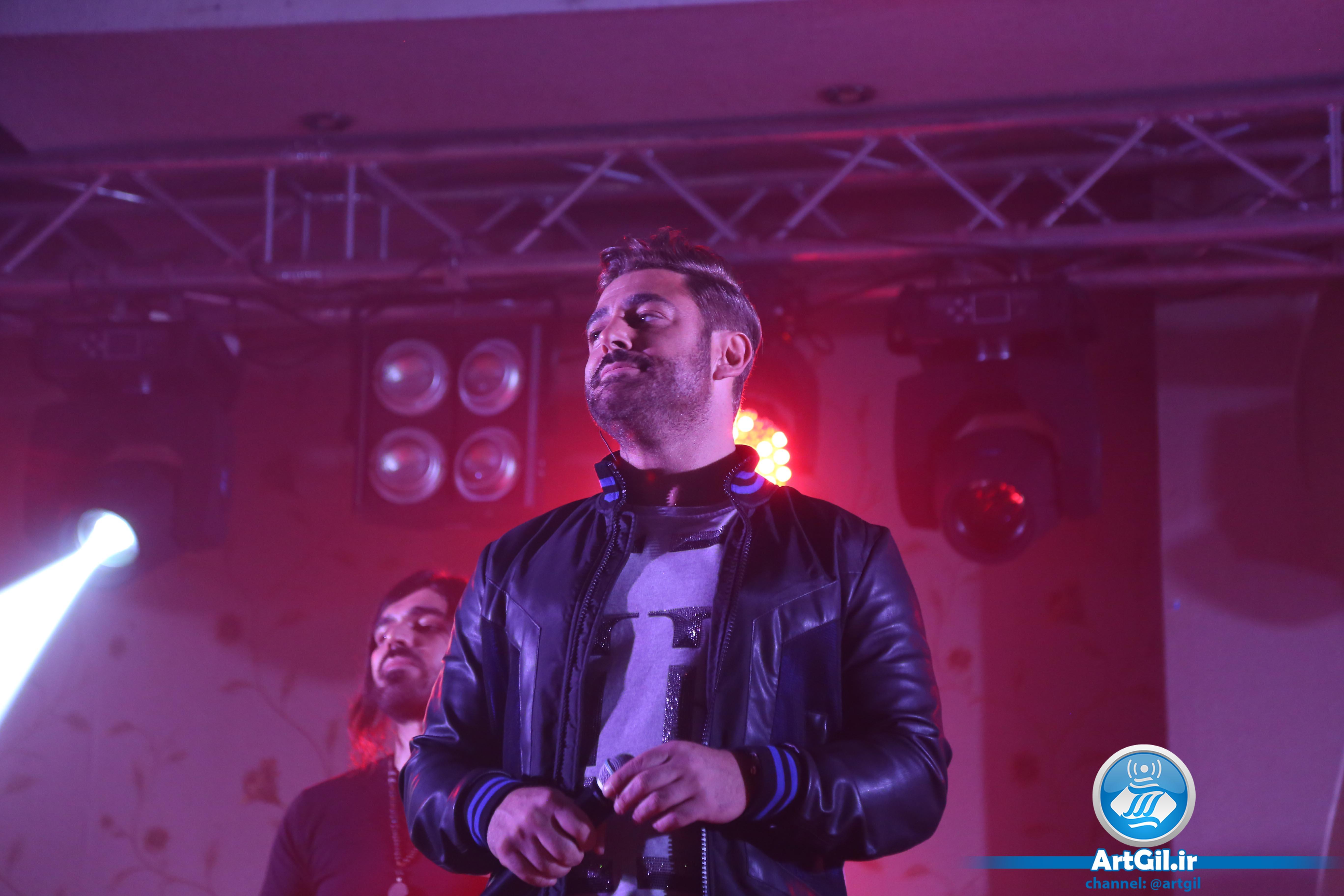 گزارش تصویری کنسرت محمدرضا گلزار