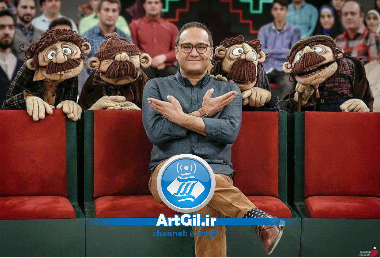 خندوانه در عید با چند عروسک جدید خواهد آمد / محمدرضا علیمردانی، هادی کاظمی، هومن حاجیعبداللهی و مجید آقاکریمی، صداپیشههایی هستند که به جای عروسکها صحبت میکنند