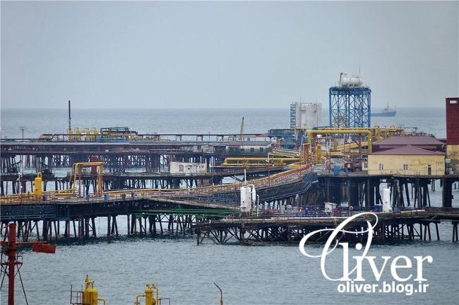 شهر شناور شوروی روی دریا