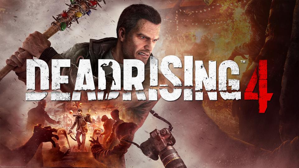 دانلود ترینر بازی DEAD RISING 4