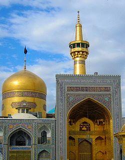 عکس مشهد