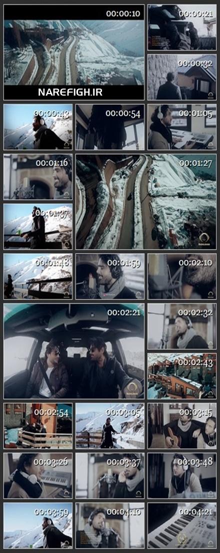 دانلود موزیک ویدیو تنهایی از سهراب پاکزاد با کیفیت FullHD1080P و 4K