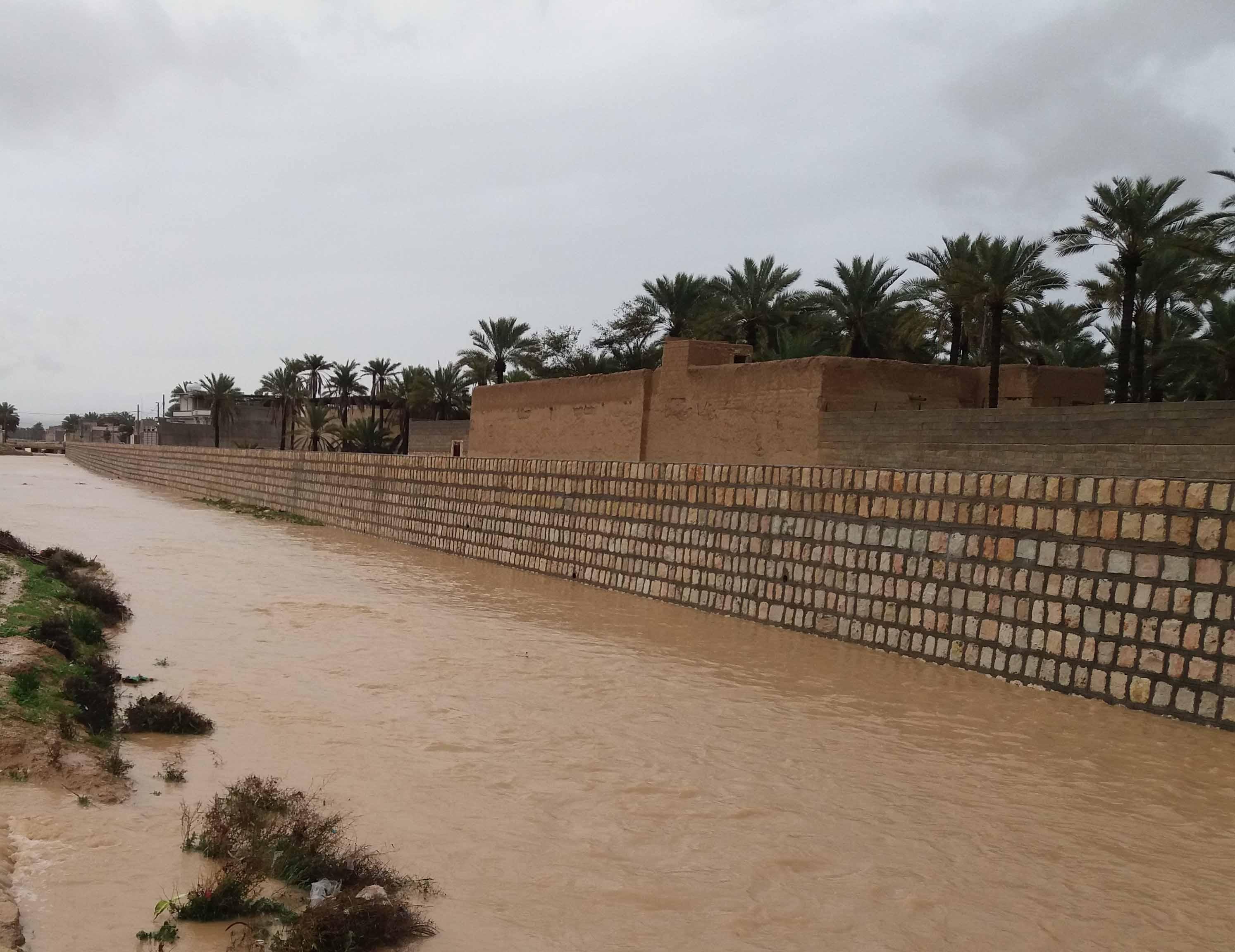 برکات خدا ادامه دارد/ اولین سیستم قدرتمند بارشی 96 در انتظار ایران