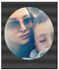 عکس جدید روناک یونسی با پسرش