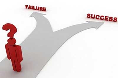 غلبه بر شکست؛ چگونه شکست را شکست دهیم؟