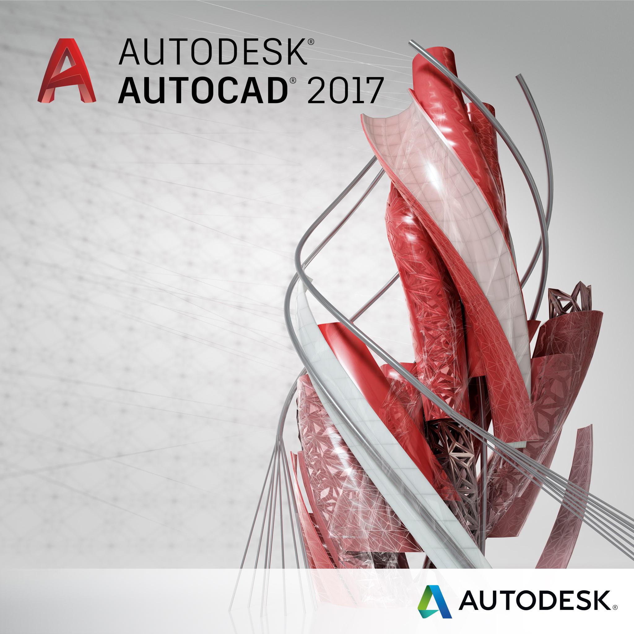 دانلود  Autodesk AutoCAD2017