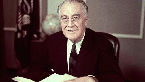 فرانکلین روزولت - Franklin Roosevelt