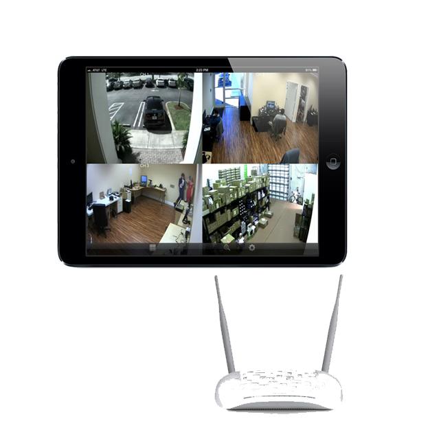 دانلود رایگان مقاله چگونگی تنظیمات مودم جهت انتقال تصویر دوربین های مداربسته