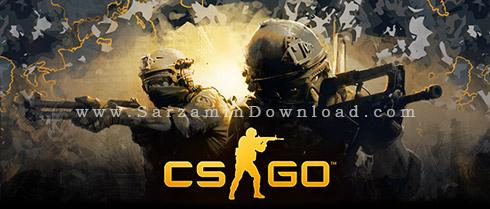 بازی کانتر استرایک (برای کامپیوتر) - Counter Strike Global Offensive PC Game