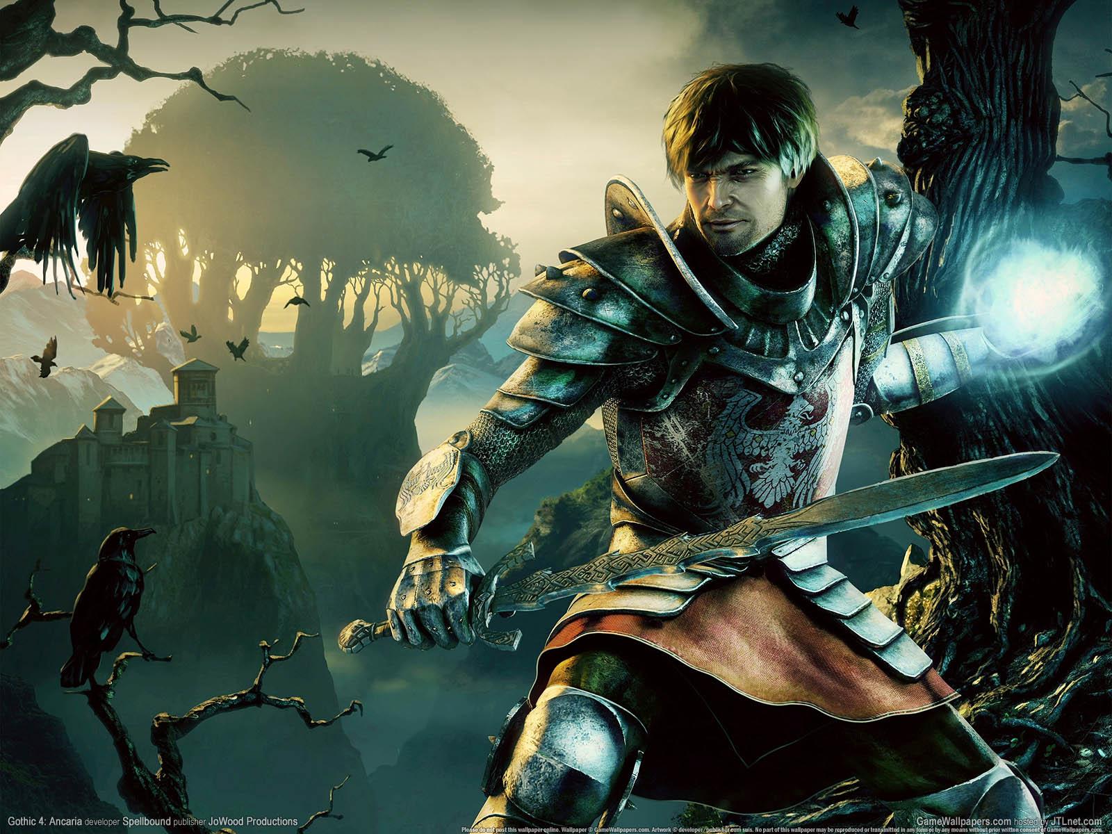 دانلود ترینر بازی Arcania: Gothic 4