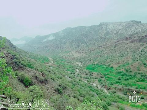 روستای سالاری جلیل شهرستان رستم