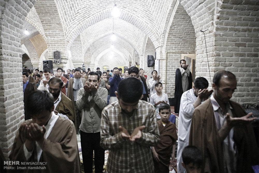 اعتکاف در اسد آباد