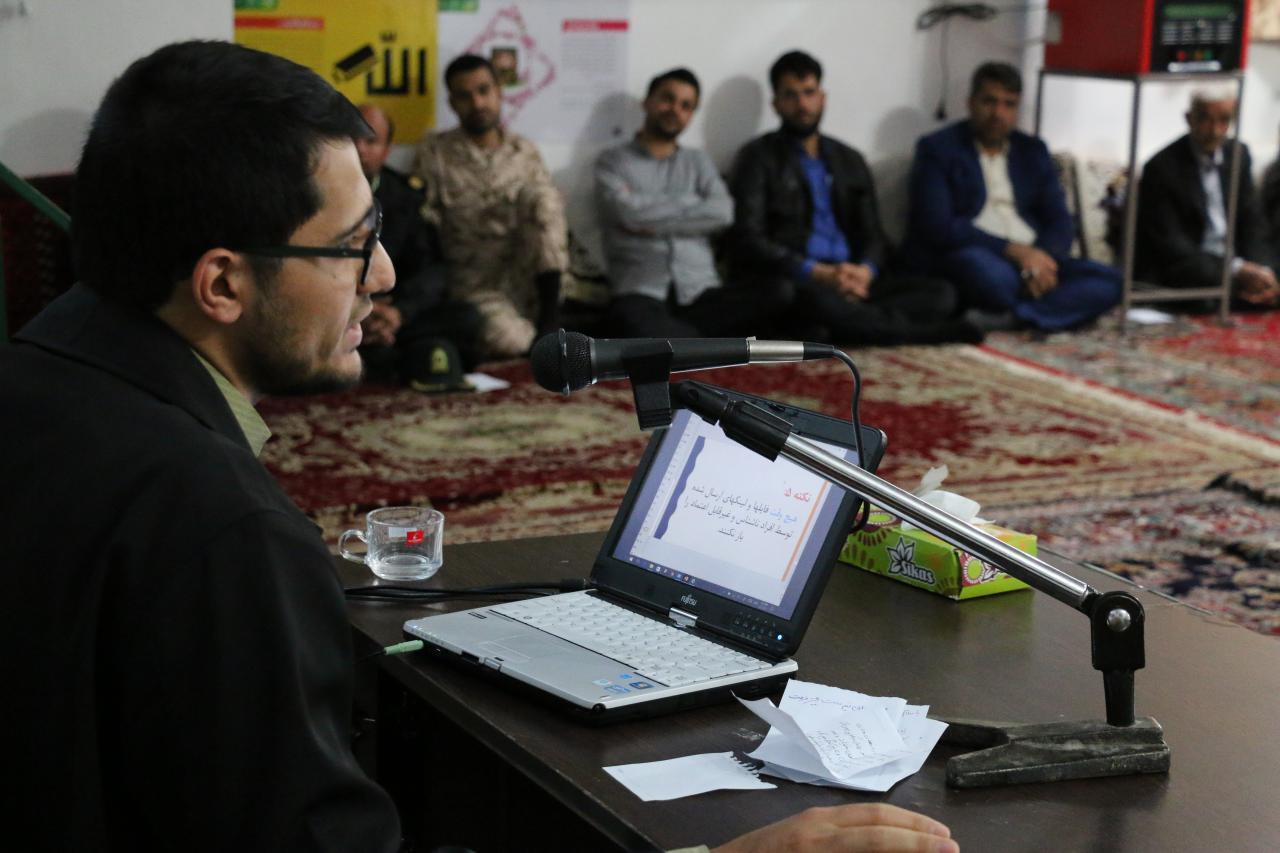 نوید کمالی ، فضای مجازی ، سواد رسانه ای ، بجستان ، بقعه سید اسماعیل ، سواد رسانه ای ، اینترنت