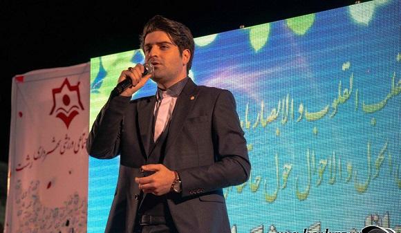 جشن عیدانه در پیاده راه فرهنگی رشت به همت سازمان فرهنگی اجتماعی ورزشی شهرداری رشت برگزار شد