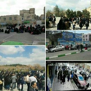 وقوع زمینلرزه ۶ ریشتری در مشهد/یک روستا تخریب شد