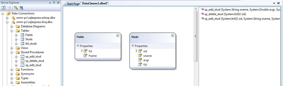 کدنویسان -استفاده از لینک(LINQ) در برنامه نویسی بانک اطلاعاتی در سی شارپ