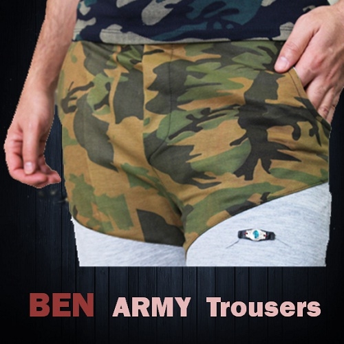 شلوار ارتشی مردانه بن BEN