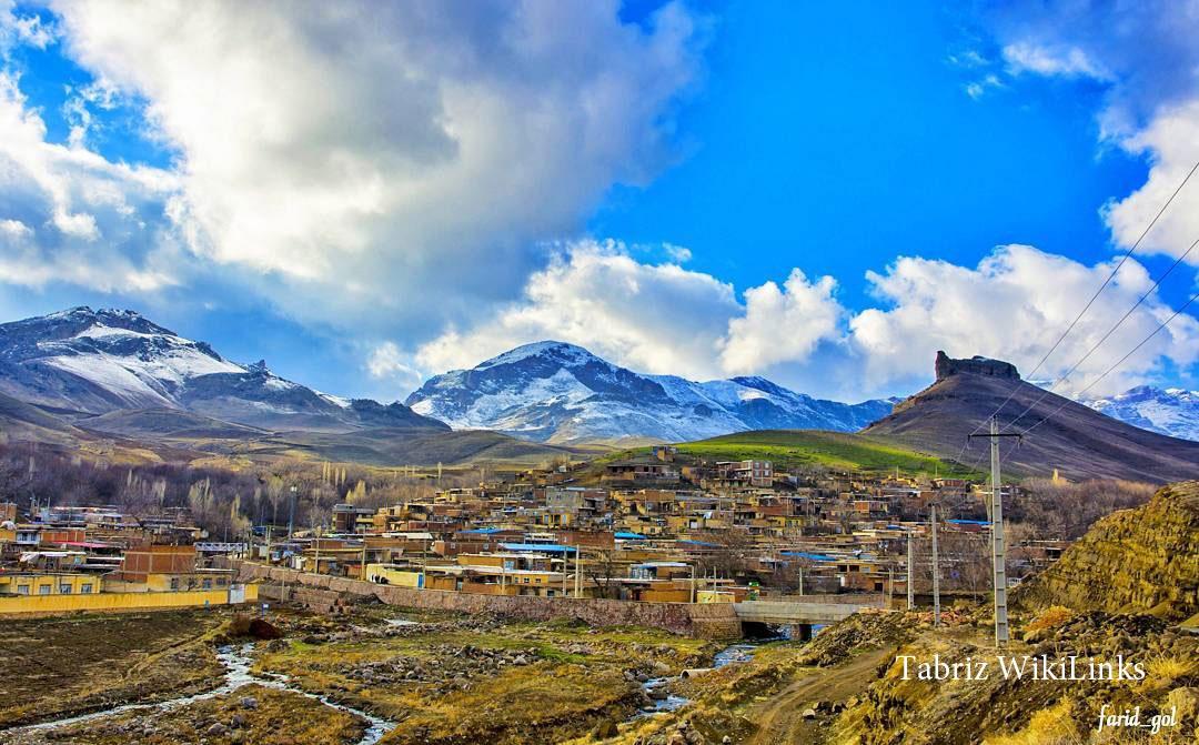 روستای گوزلو