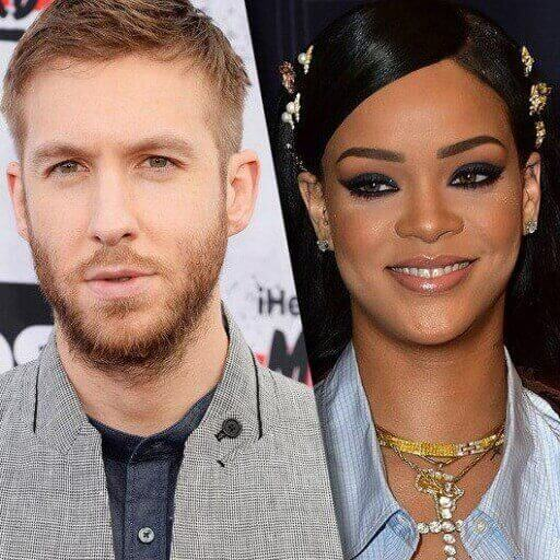 Rihanna و Calvin Harris