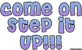Step on it یعنی چه