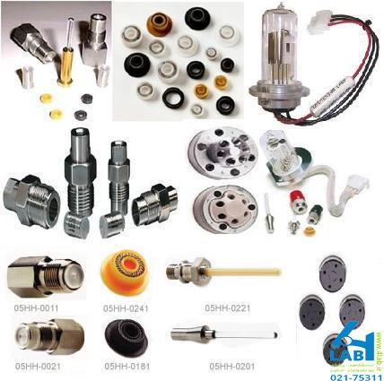 خرید و فروش قطعات یدکی دستگاه hplc